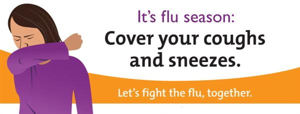 Click Here for Link to Info on the Flu